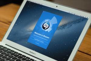 Shazam: Musik-Erkennung nun auch als Mac-App veröffentlicht
