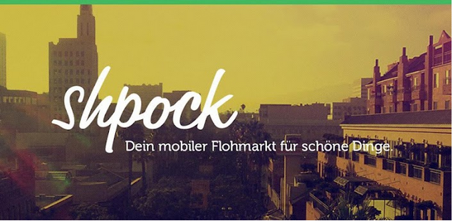 shpock flohmarkt app f r ios und android gewinnspiel. Black Bedroom Furniture Sets. Home Design Ideas