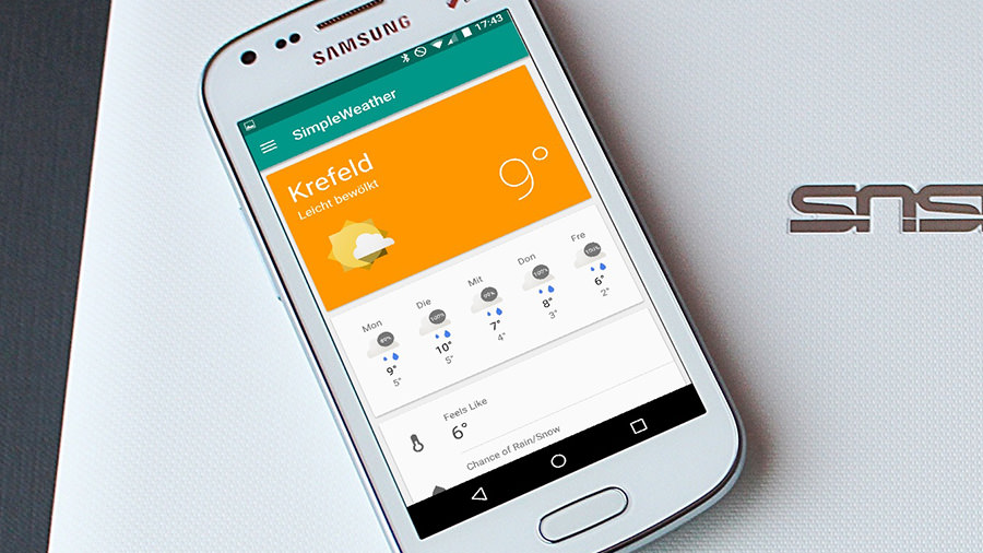 simpleweather-android
