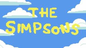 [Friday Fun] Simpsons-Intro im kultigen Pixel-Format