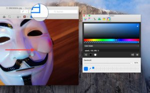 Skala Color 2 erweitert den nativen Color-Picker von OS X
