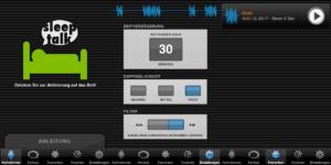 Sleep Talk Recorder für iOS: Dein nächtliches Sabbeln