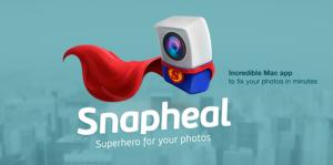 Snapheal entfernt unerwünschte Objekte aus Fotos – aktuell kostenlos zu haben