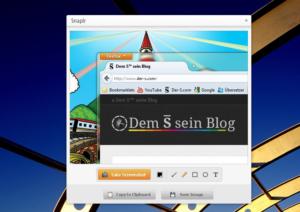 Snaplr: Schnelle Screenshots für Mac OS X und Windows