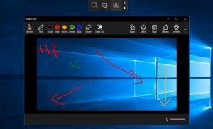 Snip: Screenshot-Tool mit Sprach- und Videoaufnahmen von Microsoft