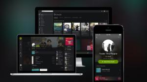 Spotify mit neuem, dunkleren Design für iOS, OS X, Windows und dem Webplayer