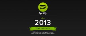 Spotify: So streamten die Deutschen 2013 – und deine persönliche Statistik