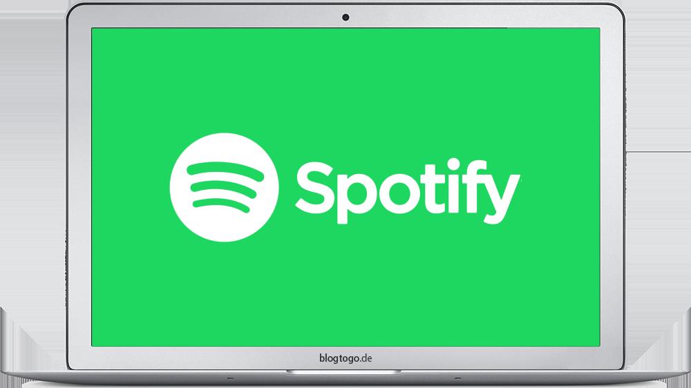 Schlafmodus Spotify