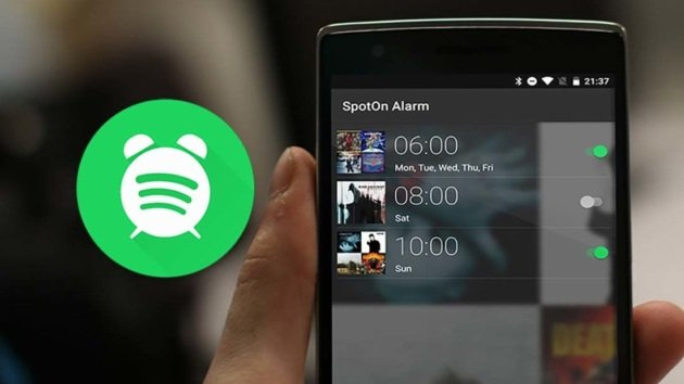 Spotify Schlafmodus