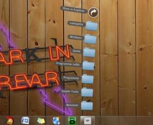 Stacks á la Mac OSX für Windows