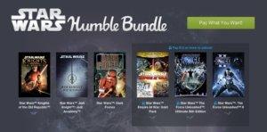 Humble Star Wars Bundle um drei weitere Spiele erweitert