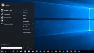 Start10: Klassisches Startmenü mit verschiedenen Looks für Windows 10