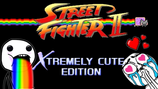 Street Fighter-Xtremely Cute Edition - Marca Blanca