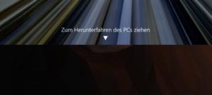 """Windows 8.1: """"Slide to Shutdown"""" über eine Desktop-Verknüpfung und Tastatur-Shortcut nutzen"""