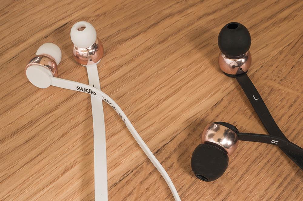 sudio vasa und vasa bl zwei in ear kopfh rer mit und. Black Bedroom Furniture Sets. Home Design Ideas