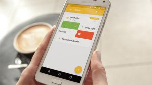 Swipes für iOS und Android: Simple, minimalistische To-Do-Liste