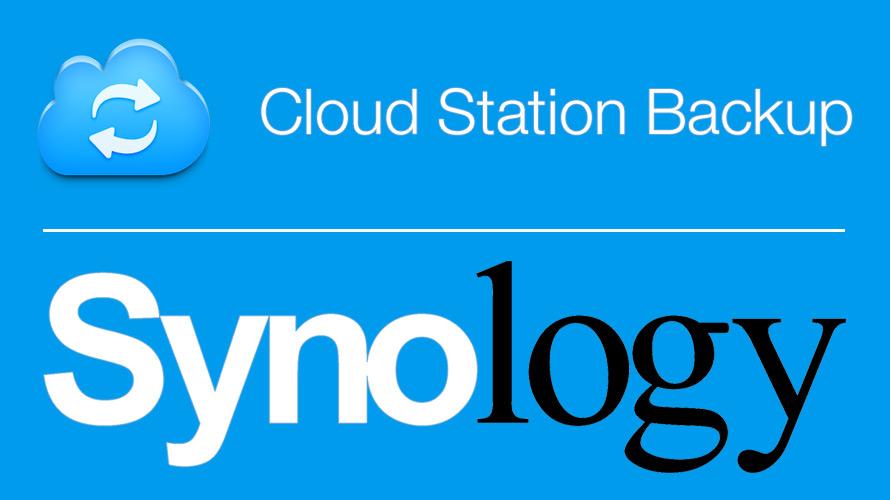 Cloud Backup Synology