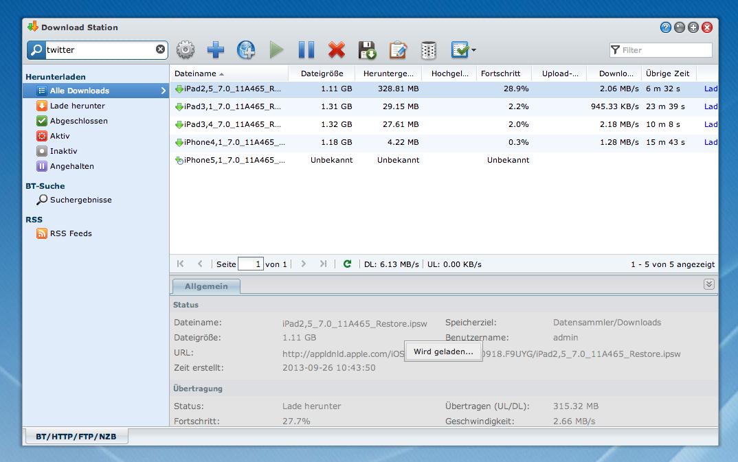 Synology DiskStation - DiskStation 2013-09-26 10-45-05