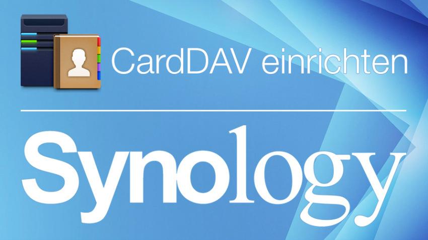 synology-dsm-carddav