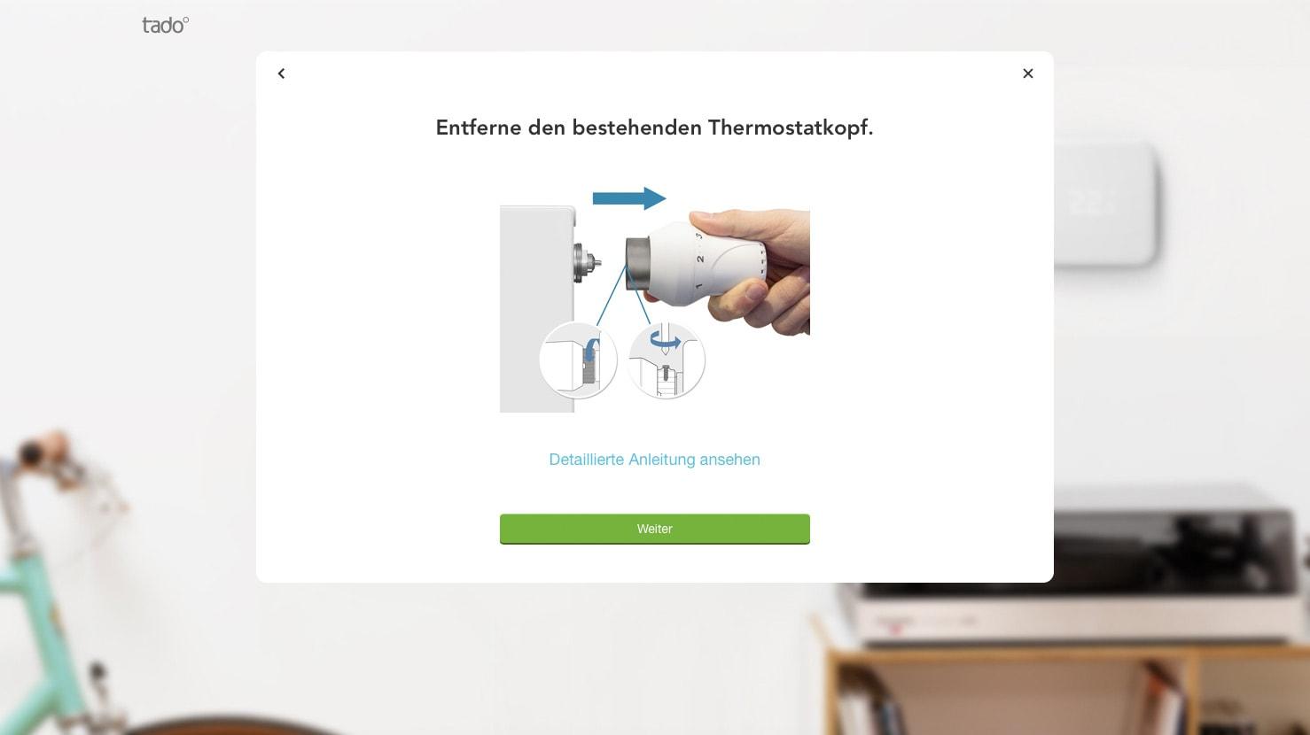 Ausprobiert Tado Smartes Heizkrper Thermostat Mit Wiring Diagram For Abwesenheitserkennung Und Anbindung An Ifttt Alexa Homekit