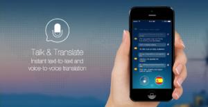 Talk & Translate übersetzt gesprochene Sprache, mein neuer Babelfisch für iOS