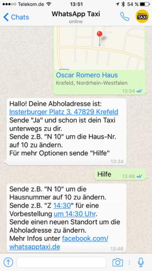 taxi-per-whatsapp-rufen