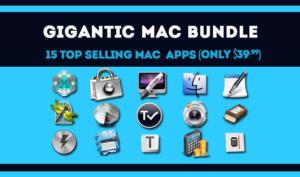 The Mac Productivity Bundle 5.0 von StackSocial: 16 Mac-Apps für umgerechnet 30 Euro