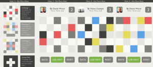 Tile Drop: Simples Puzzle-Spiel für iPhone und iPad