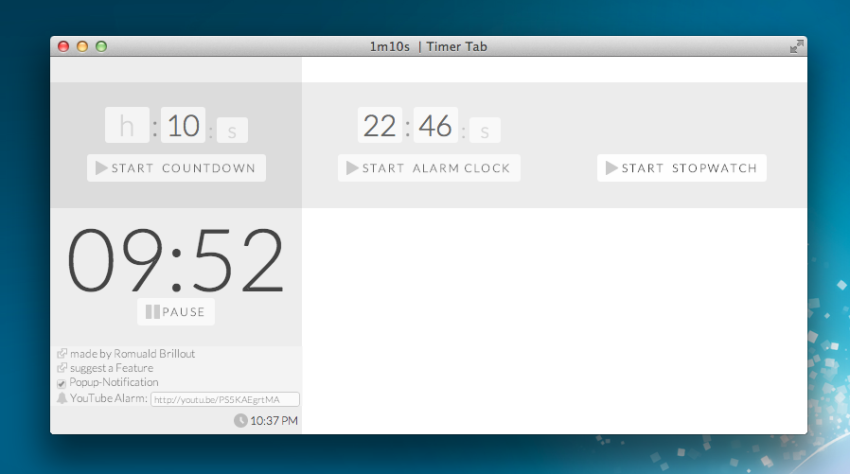 timer-chrome