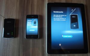 Fernsehgucken auf iPhone und iPad mit Tizi und DVB-T