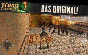 Klassiker: Tomb Raider I nun auch für Android veröffentlicht