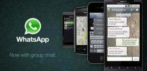 WhatsApp-Account verlängern und via PayPal zahlen