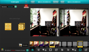 Aktuelle App der Woche · Vintique verschönert eure Fotos mit Filtern