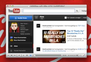 Plugin für den VLC Media Player lädt und spielt YouTube-Playlisten