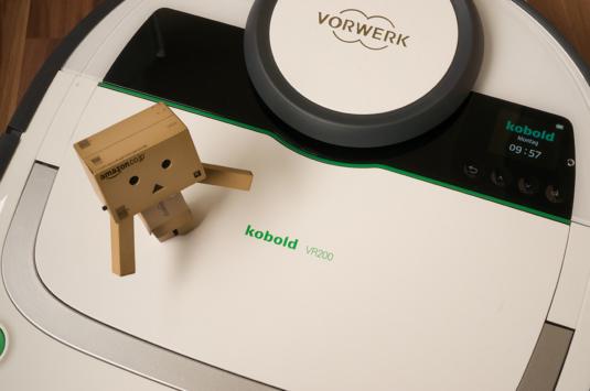 vorwerk kobold vr200 den neuen saugroboter ausprobiert test. Black Bedroom Furniture Sets. Home Design Ideas