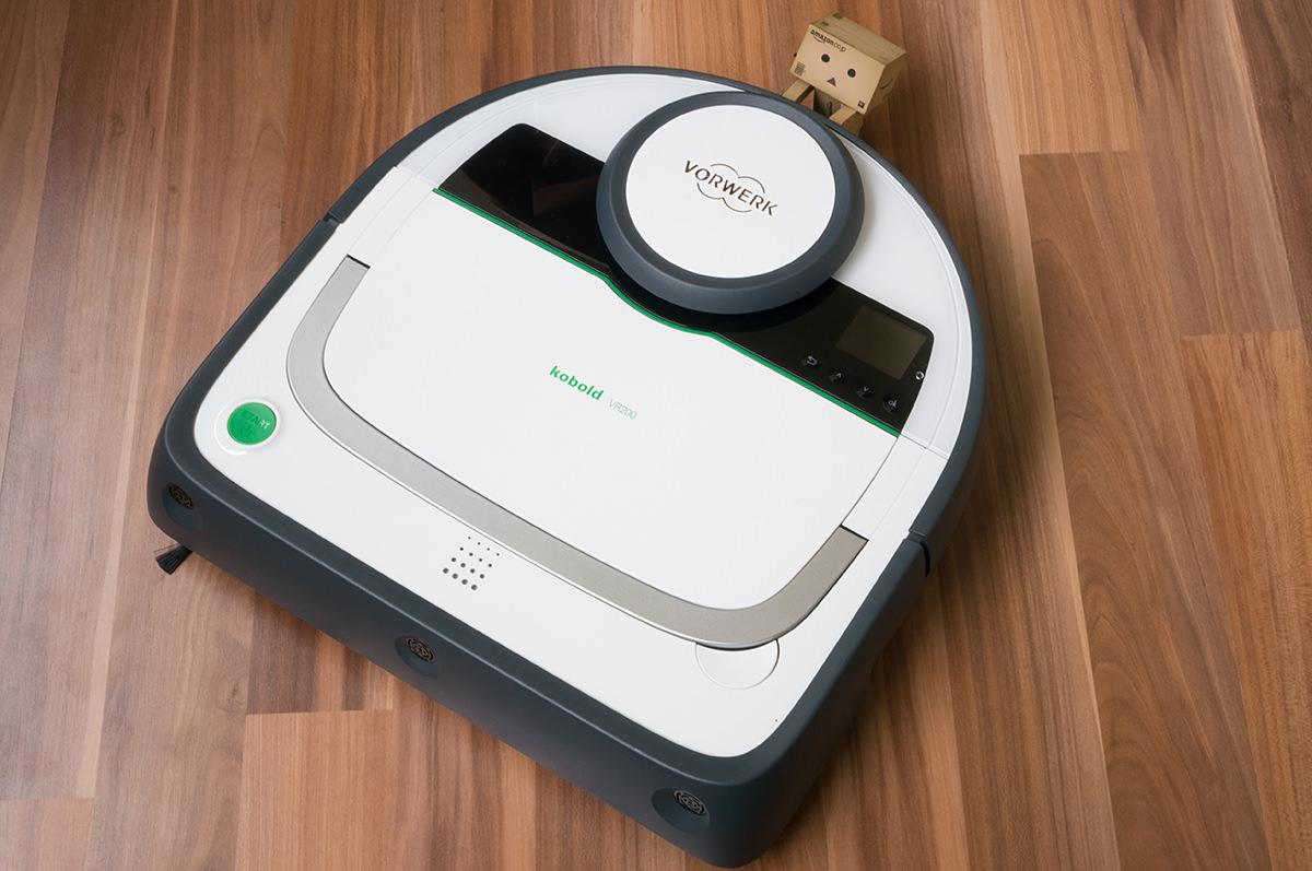 Vorwerk Kobold VR200 Den neuen Saugroboter ausprobiert (Test)