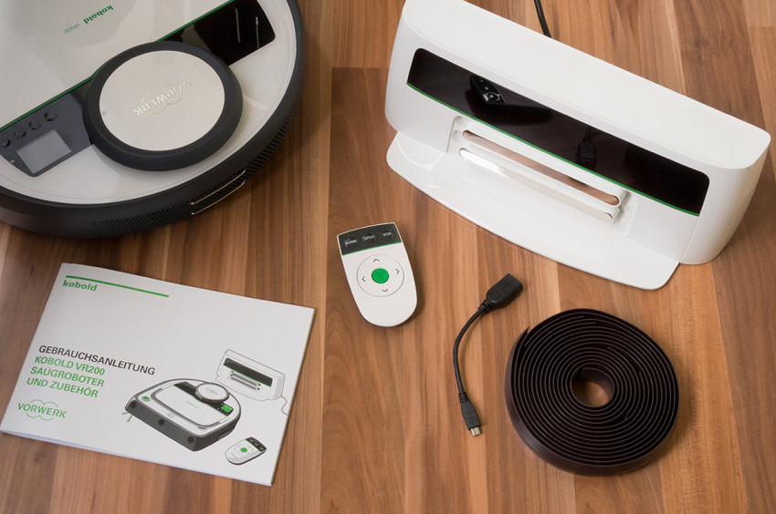 vorwerk kobold vr200 den neuen saugroboter ausprobiert test. Black Bedroom Furniture Sets. Home Design Ideas