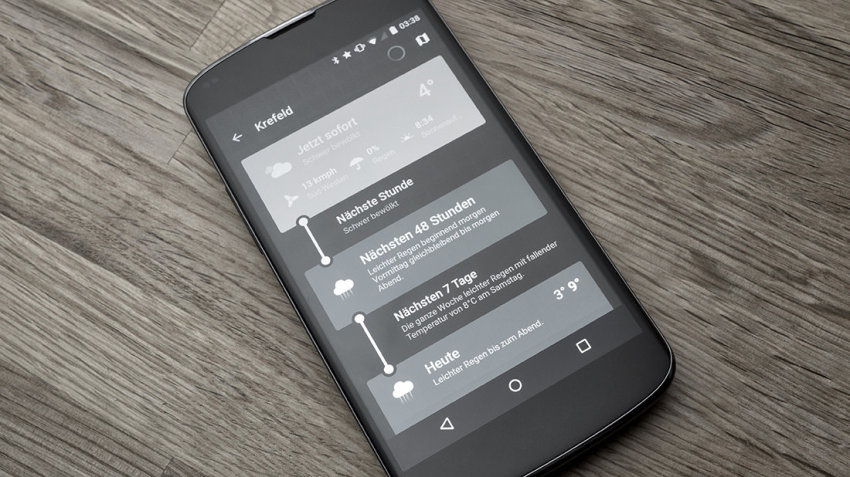 weathertimeline-android