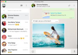 WhatsApp for Desktop: Wrapper-App mit nativen Funktionen für Windows, OS X und Linux