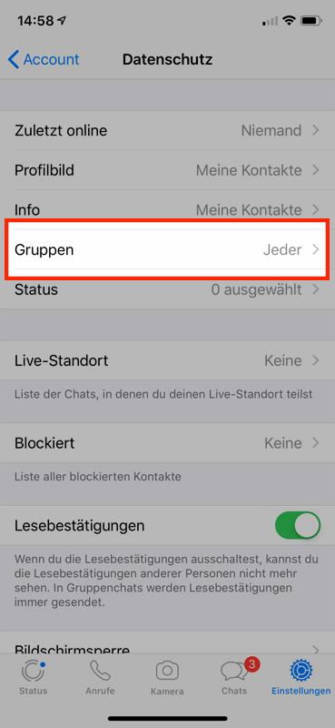 Whatsapp Status F?R Einzelne Kontakte - adara inul