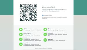 WhatsApp Web für iOS – so schaltet ihr es ohne Wartezeit frei