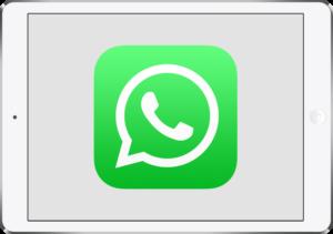 Tipp: WhatsApp dank Web-Version auch auf dem iPad nutzen
