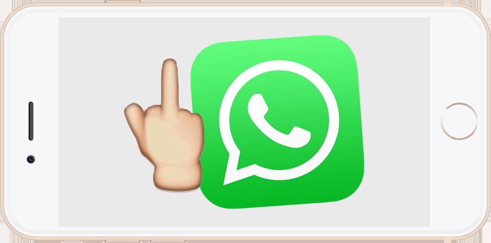 whatsapp-stinkefinger-emoji-ios
