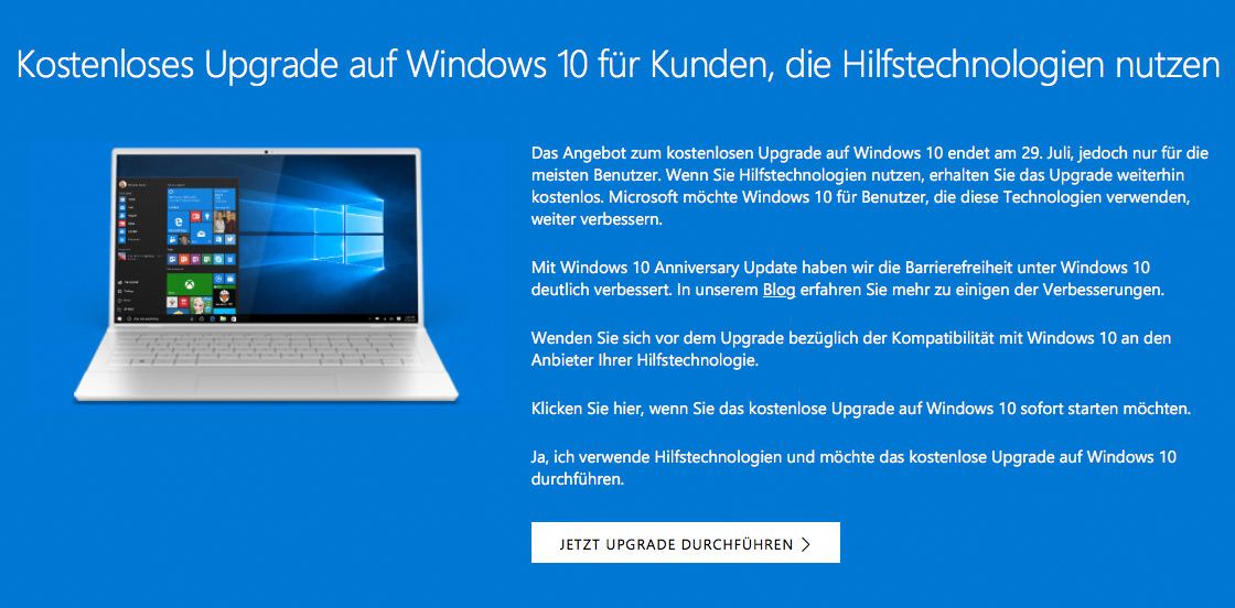 windows-10-hilfstechnologien