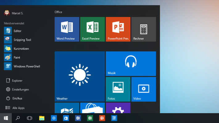 windows-10-set-color-taskbar-startmenu-1