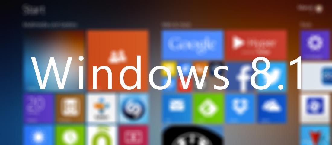 Windows 8 Upgrade Neuinstallation