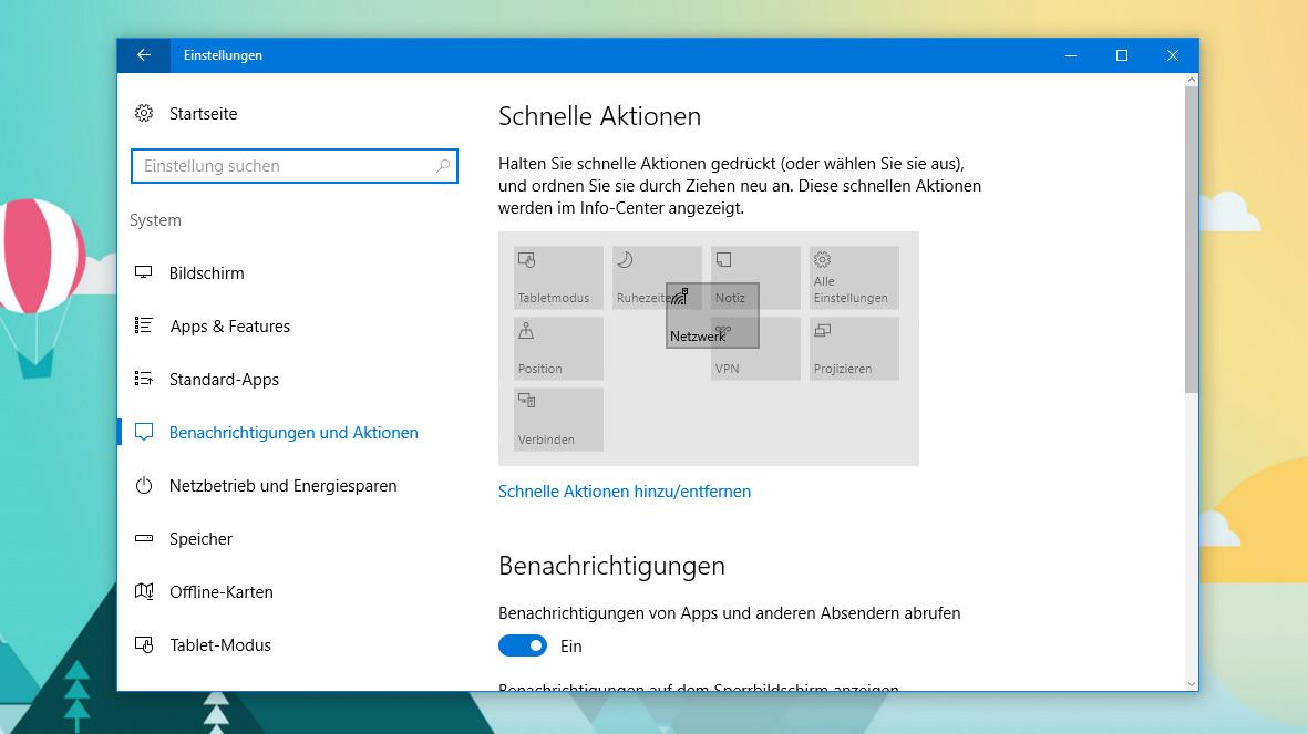 windows10-action-center-schnellzugriffe-bearbeiten-2