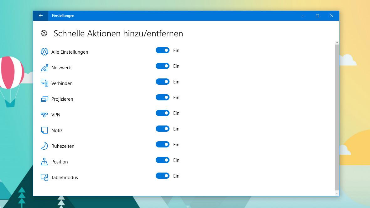 windows10-action-center-schnellzugriffe-bearbeiten-3