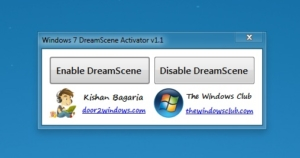 Windows 7 Dream Scene