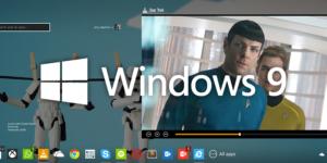 Designkonzept für Windows 9 komplett ohne Desktop-Modus